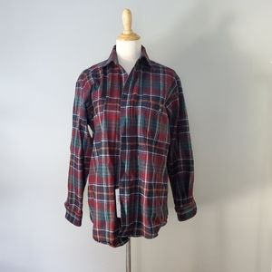 Pendleton Men's Trail Shirt Plaid AA032 Small NWT